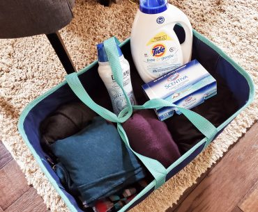 Clevermade Collapsible Laundry Basket Tote 2-Pack (with pictures)