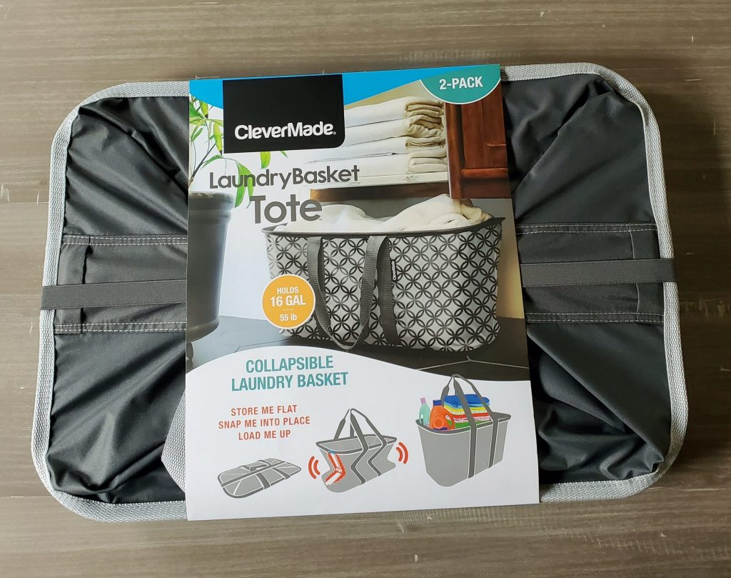 Clevermade-Laundry-Basket-Tote