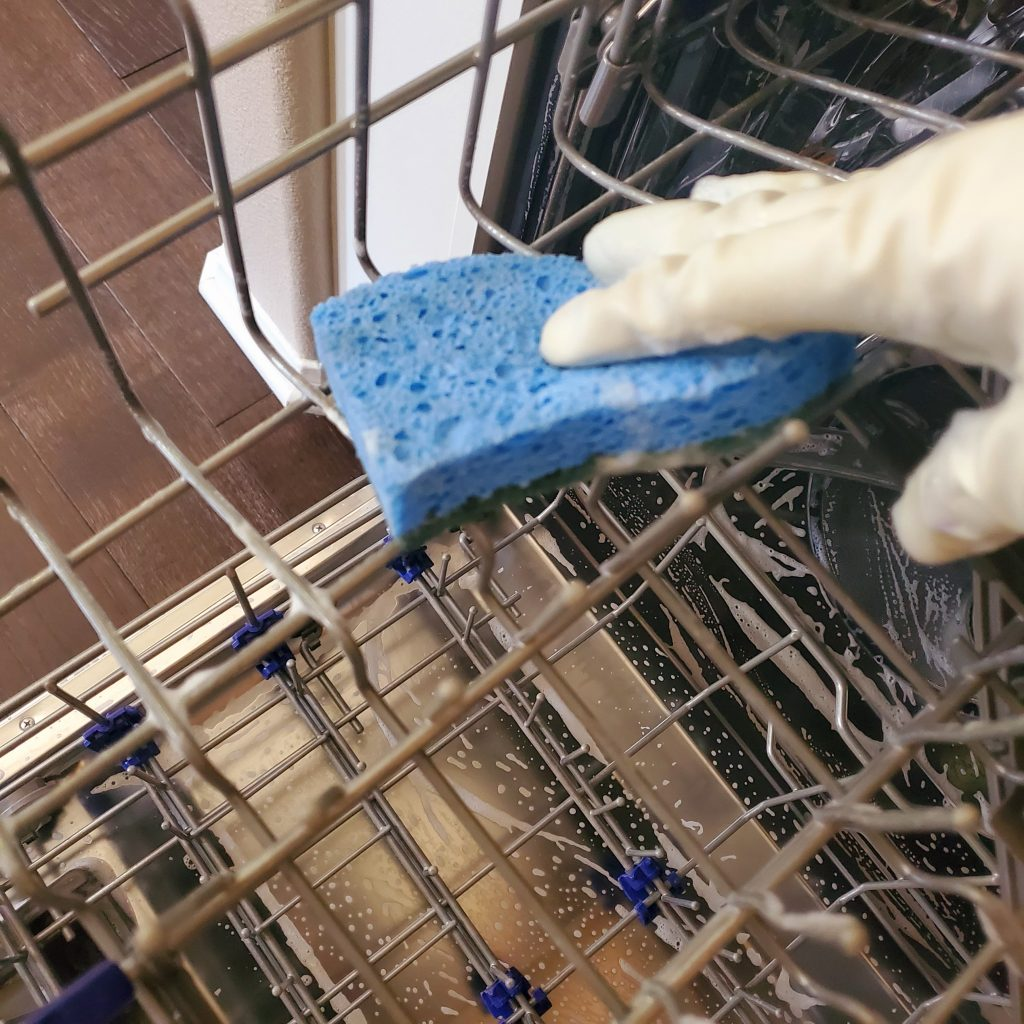 How To Deep Clean a Dishwasher: A Step-By-Step Tutorial (with pictures)