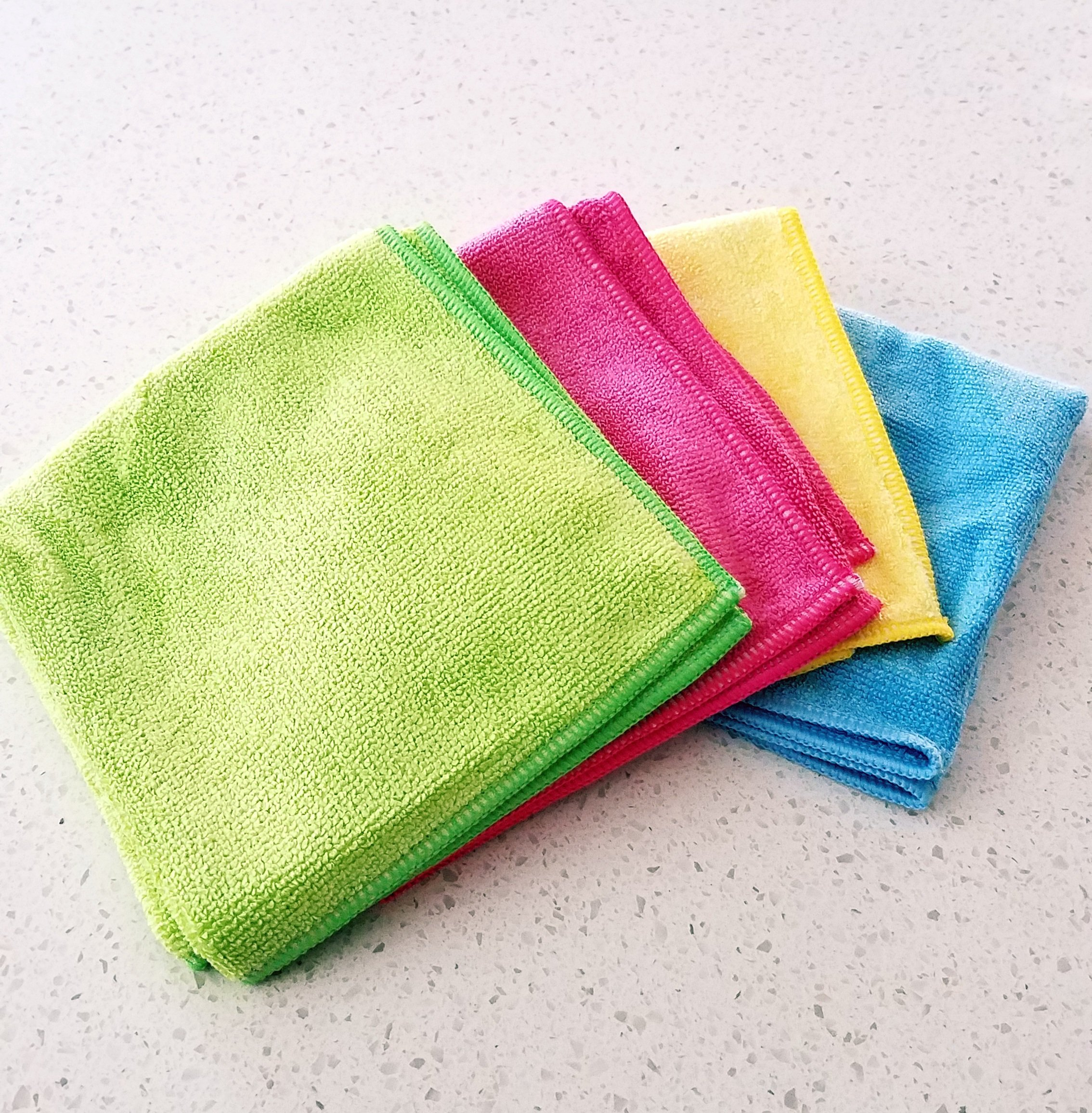 14 Tips How to Wash and Maintain Microfiber Cloths, Towels, and Pads