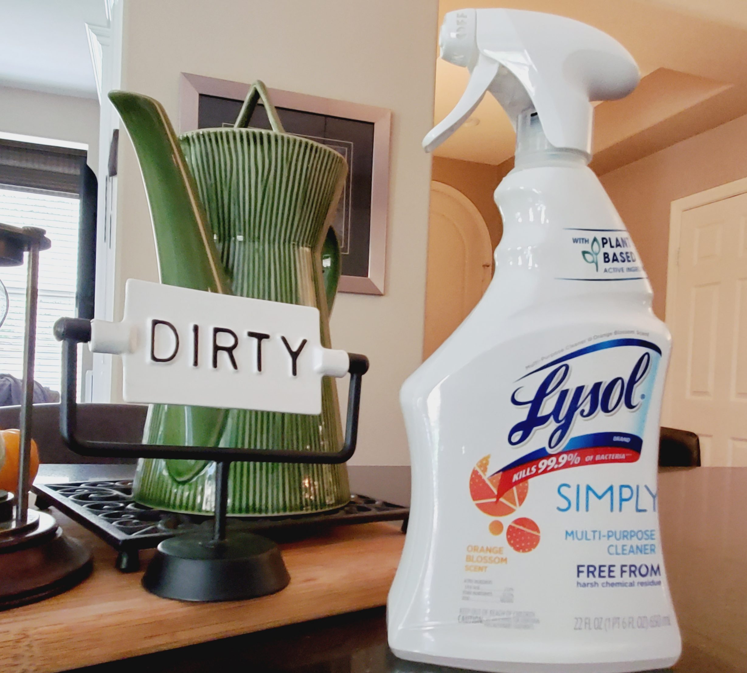 What to Know About Lysol Simply Orange Blossom (Tested Review)