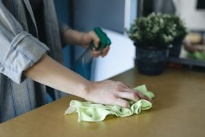spring-cleaning-furniture-for-entryway-hallway-cleaning-chores