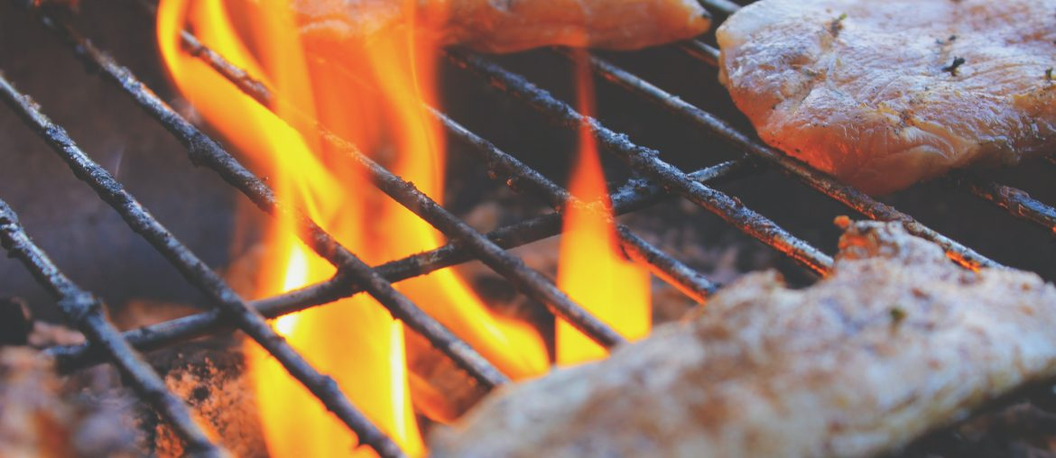 Spring cleaning for grilling season